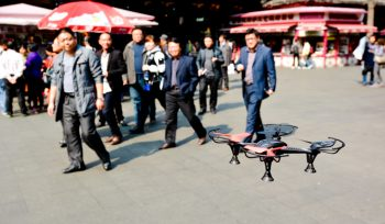 Drones: Putting China's economy on autopilot
