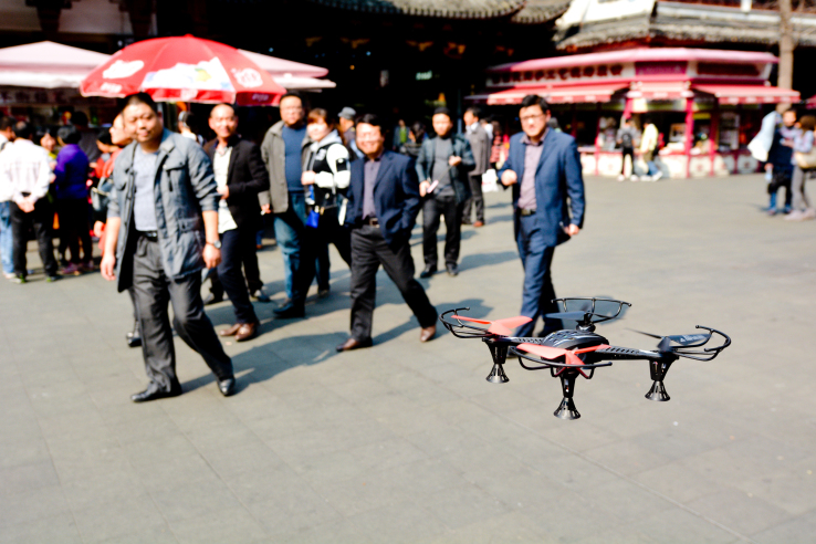 Drones: Putting China's economy on autopilot