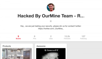 Zuckerberg's Twitter, Pinterest, LinkedIn accounts hacked
