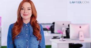 Lindsay Lohan has a bizarre new gig with Lawyer.com