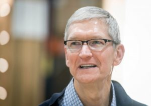 Tim Cook addresses Facebook privacy, U.S./China relations at Beijing event