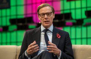 Cambridge Analytica CEO Andrew Nix has reportedly been suspended
