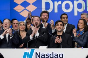 """Drew Houston on wooing Dropbox's IPO investors: """"We don't fit neatly into any one mold"""""""