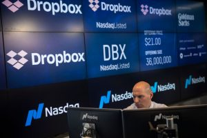 Dropbox and Box were never competitors