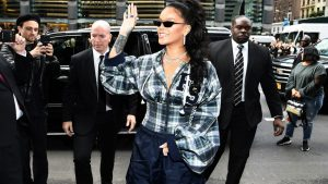 I want to live in a world branded by Rihanna (sorry)