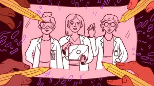 Kids are drawing more female scientists than ever before