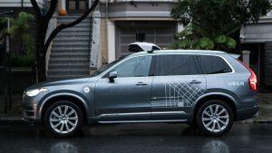 Uber's self-driving car problems leaked after fatal crash