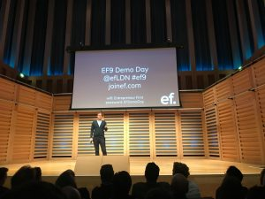 Meet the startups that pitched at EF's 9th Demo Day in London